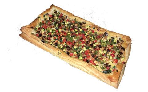 Empanada-verduras